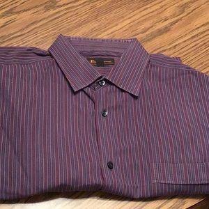 Ben Sherman LS archive Hanover shirt,L, 16-34/35